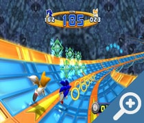 Sonic 4 Episode II скриншот, screen