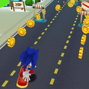 Sonic Crash Dash