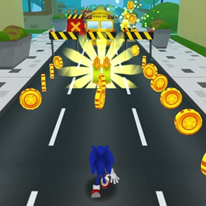 Sonic Flash Speed Fever