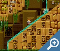 Sonic the Hedgehog HD скриншот, screen