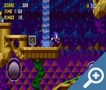 Sonic the Hedgehog 2 HD скриншот, screen