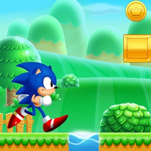 Super Adventure of Sonic