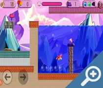 Super Amyrose: Cartoon Adventure скриншот, screen