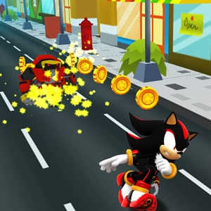 Super Shadow Sonic Surf