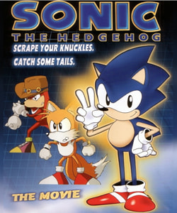 Sonic the Hedgehog: The Movie (Sonic OVA)
